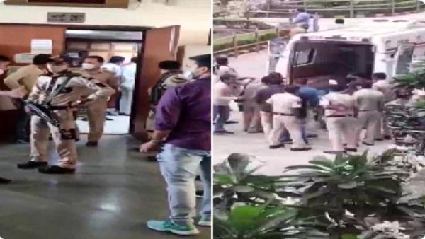 दिल्ली: रोहिणी कोर्ट में गोलीबारी, गैंगस्टर जितेंद्र गोगी की हत्या, 2 हमलावरों को भी पुलिस ने मार गिराया