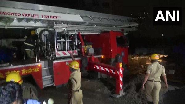 बेंगलुरु: गैस लीकेज के चलते अपार्टमेंट में लगी आग, 2 की मौत