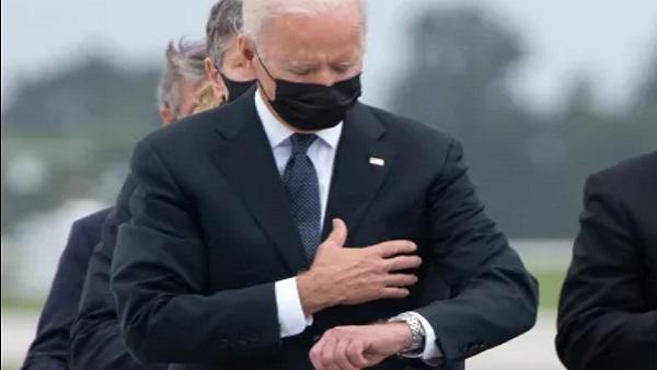 इसे भी पढ़ें- Fact Check: क्या शहीदों को सलामी देते वक्त अमेरिकी राष्ट्रपति बाइडने ने देखी थी अपनी घड़ी, सामने आया अब सच