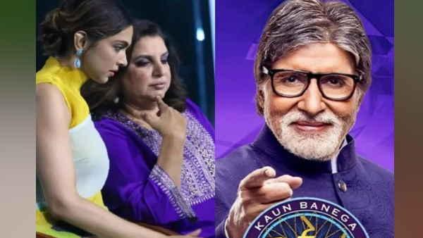 KBC 13 का वो सवाल जिसने दीपिका पादुकोण-फराह खान को जिताए 25 लाख रुपये