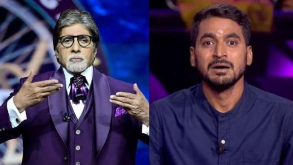 KBC 13: बिग बी ने कंटेस्टेंट से पूछा- रोहित शर्मा और गर्लफ्रेंड में से किसे चुनोगे? जवाब ट्रेंड कर रहा है