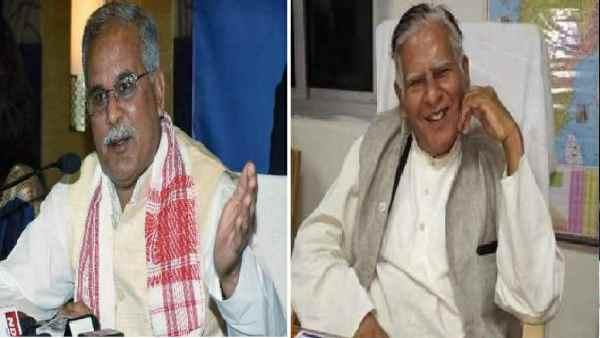 भूपेश बघेल के अपने पिता नंद कुमार बघेल से क्यों रहे हैं मतभेद ? पीएम मोदी के खिलाफ जताई थी ये ख्वाहिश