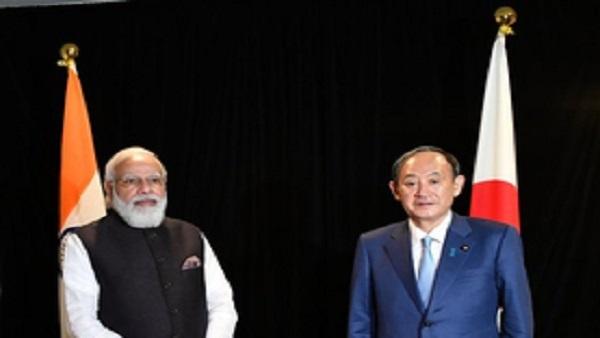 इसे भी पढ़ें- जापान के प्रधानमंत्री योशिहिदे सुगा से मिले पीएम मोदी, 5जी के विस्तार पर हुई चर्चा