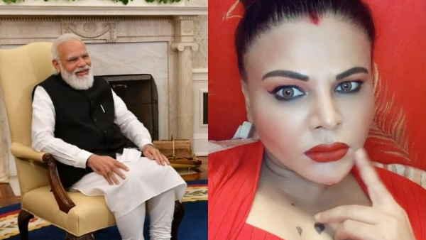 Video: राखी सावंत ने अमेरिका दौरे पर गए पीएम मोदी से कर दी अजीब डिमांड, बोलीं ये लेकर जरूर आएं