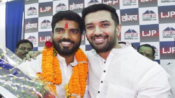 चिराग पासवान के चचेरे भाई और सांसद प्रिंस राज पर रेप केस दर्ज, पार्टी की पूर्व महिला पदाधिकारी ने लगाए आरोप