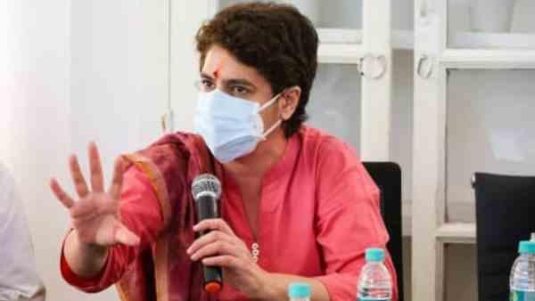 यह भी पढे़ं-पहले दिन की बैठक में प्रियंका गांधी ने की चुनावी तैयारियों की समीक्षा, कानपुर और रायबरेली भी जाने का प्लान