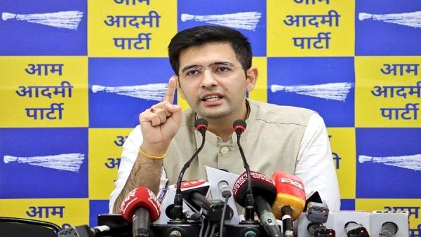 गुजरात और उत्तराखंड में 'म्यूजिकल चेयर' खेल रही हैं BJP-CONG, AAP लोगों की पहली पसंद- राघव चड्ढा
