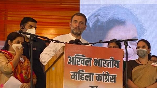 राहुल गांधी का बीजेपी पर तीखा हमला, कहा-ये झूठे हिंदू हैं, धर्म की दलाली करते हैं
