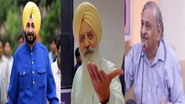 पंजाब कांग्रेस अध्यक्ष सिद्धू को माली के बाद डॉ. गर्ग ने दिया झटका, पद से  इस्तीफ़ा देने की बताई ये वजह   Dr. Garg gave shock to Punjab Congress  President Sidhu, the