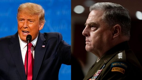 कहीं डोनाल्ड ट्रंप ना कर दें चीन से जंग का ऐलान, अमेरिकी सेनाध्यक्ष ने चीन को कर दिया सीक्रेट फोन