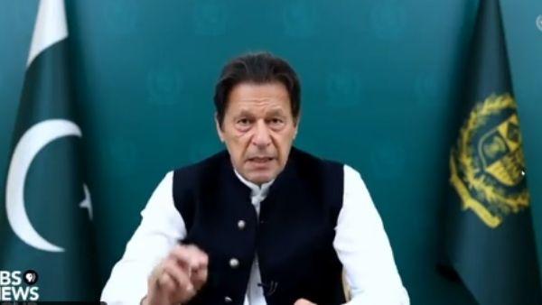 UNGA में तालिबान के लिए इमरान खान ने की खुलकर बैटिंग, शांति के लिए आतंकियों का समर्थन करने की मांग