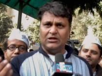 Former Aap Leaders Vinod Kumar Binny Dhir Lost Badly