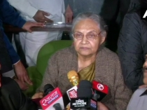 Former Delhi Cm Sheila Dikshit Appointed Delhi Congress President