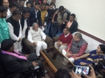 Ajit Jogi Had To Wait For One Hour To Meet Cm Bhupesh Baghel In Bilaspur