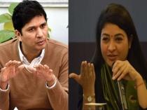 Till Late Night Alka Lamba And Saurabh Bhardwaj Fell In Bad Argument