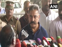 Tamil Nadu Eggs Stones Thrown At Meeting Addressed By Kamal Haasan In Trichy