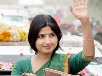 Dimple Yadav Trailing On Kannauj Lok Sabha Seat