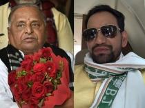 Lok Sabha Elections 2019 Mulayam Singh Yadav Cames Dinesh Lal Yadav Nirahua Dream On Akhilesh Yadav