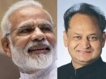 Chief Minister Ashok Gehlot Tweet On Pm Modi After Lok Sabha Election 2019 Result