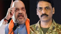 Asif Ghafoor Responds To Amit Shah Tweet Says Don T Compare Strikes And Match