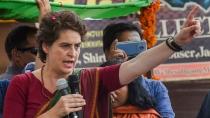 Priyanka Gandhi Vadra Target Up Yogi Adityanath Govt Ask Why Bjp Scared Students Voice
