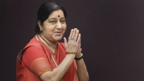 Amidst Rumor Sushma Swaraj Tweets About Her Been Appointed As Governor Of Andhra Pradesh