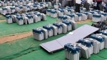 Inspections Find Evm Components Missing From Safe Rooms In Madhya Pradesh