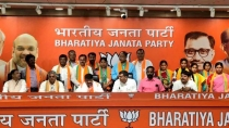 Bjp Gets Firs Zila Parishad In West Bengal After Tmc Member Switch Side
