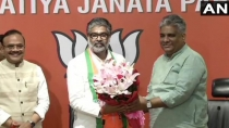 Former Pm Chandrasekhar Son Neeraj Shekhar Joins Bjp After Leaving Samajwadi Party