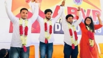 Dusu Election Result 2019 Abvp Win 3 Seats Nsui Bags Secretary Post