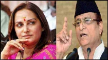 Curse Of Women S Tears Jaya Prada After Azam Khan Breaks Down At Rally