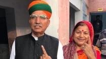 Rajasthan Municipal Election 2019 Voting Percentage