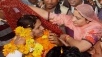 Kinnar Nagina Bai Again Won In Hanumangarh Local Body Election