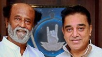 Big News For Tamil Nadu Rajinikanth Kamal Haasan Hint At Joining Hands