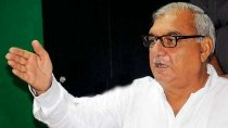 Haryana Ex Chief Minister Hooda And His Wife Recover From Covid 19