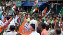 West Bengal Bjp Workers Public Apology To Trinamool Congress For Support Bjp In Assembly Election