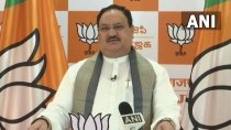 Pm Modi In Unga Bjp President Jp Nadda And Other Leader Reaction