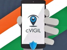 C Vigil App Unveiled By Election Commission Ahead Of Lok Sabha Elections 2019