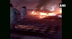 पाकिस्तान: गुरुद्वारा पंजा साहिब के लंगर हाल में लगी भीषण आग, अकाली विधायक ने कहा- कहीं ये साजिश तो नहीं