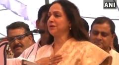 हरियाणा में बोलीं हेमा मालिनी- पीएम मोदी जैसा प्रधानमंत्री हमें दोबारा नहीं मिलेगा