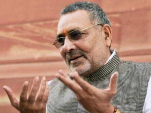 VIDEO: ईद पर PM मोदी के मंत्री विवादित बयान, इफ्तार पार्टी को बताया नौटंकी