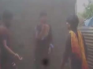 महाराष्ट्र के मालेगांव में बरपा कथित गोरक्षकों का कहर, 2 को पीटा, जबरदस्ती कहलवाया जय श्री राम