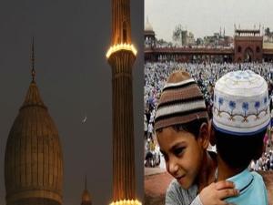 दिखा चांद, सोमवार को पूरे देश में धूमधाम से मनाई जाएगी ईद