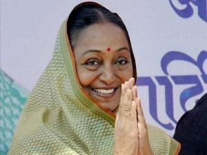 राष्ट्रपति चुनाव: मीरा कुमार ने निर्वाचक मंडल को लिखी चिट्ठी,कहा-अंतरात्मा की आवाज सुनें