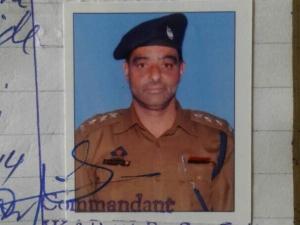 श्रीनगर: डीएसपी हत्या मामले में एसआईटी गठित, पांच की गिरफ्तारी