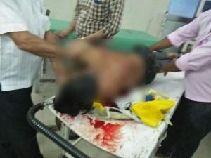 बेखौफ बदमाशों ने यूपी के बहराइच में युवक को मारी गोली, मौत