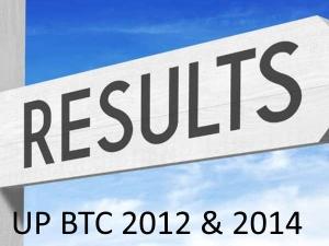 यूपी बीटीसी 2012 व 2014 के रिजल्ट घोषित, इस वेबसाइट पर देखें