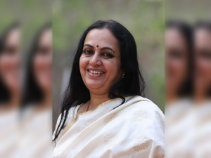 Navrari 2017:  'गतिशीलशक्तिकाआवाहन है नवरात्रि' - भानुमती नरसिम्हन
