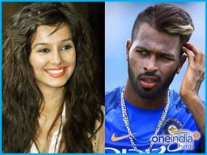 ऑलराउंडर पांड्या और मॉडल शिबानी के बीच ट्वीट ने सोशल पर मचाई सनसनी