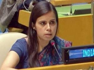 UN में PAK पर भारत का पलटवार- कश्मीर हमारा, कोई गलतफहमी नहीं पाले 'टेररिस्तान'
